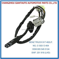 Heavy Truck Combination Switch For Benz Truck Bus 911 8 Pin Oem ...