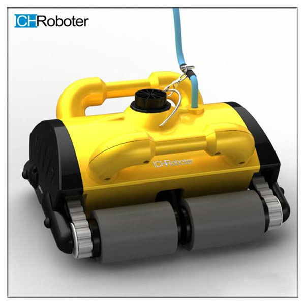 Robot Swimming Pool Cleaner for Natural Pool