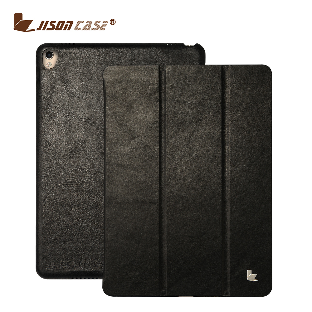 Jisoncase Manufacturer Leather Case For Ipad Pro 9.7 Tablet Cover For Ipad Pro