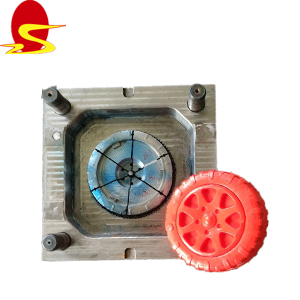Plastic Toys Injection Mould Mold