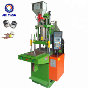 Semi-automatic single slide plastic Pigeon ring injection making machine