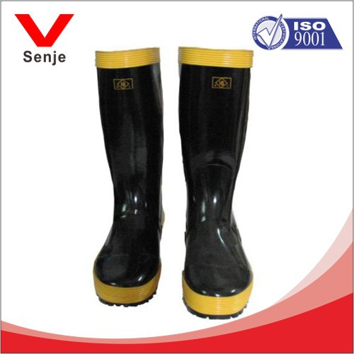 XJ-4 Fire fighting Rubber boots