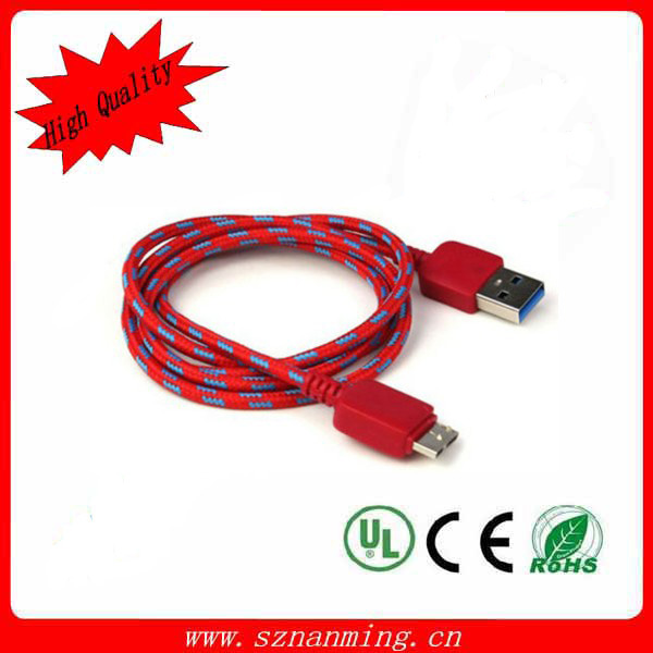 Professional Camera and Phone smarphone mini usb charger cable