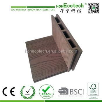 Merveilleux Anti  UV Balcony Flooring Waterproof Wpc Outdoor Floor Covering Wood Plastic  Composite Decking Patio Floor