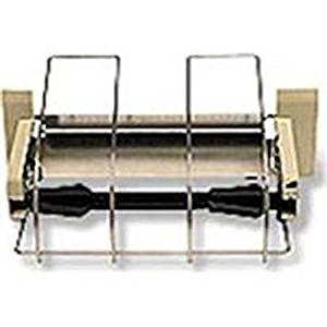 OKIData - OKI - Paper roll holder - white, metallic silver - for Microline 184 Turbo, 186