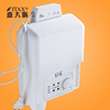 220V Wall Mount ABS Plastic hotel Professional Hair Dryer