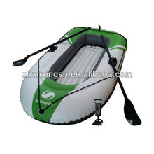 China durable PVC design giant cheap inflatable boat