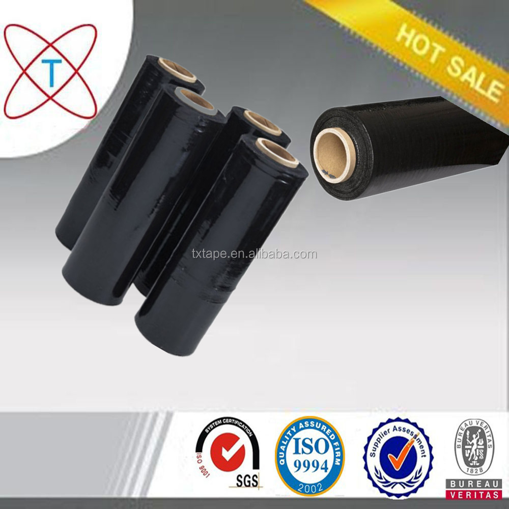 Hot Selling 23mic pallet wrapping Stretch Film Jumbo Roll With SGS