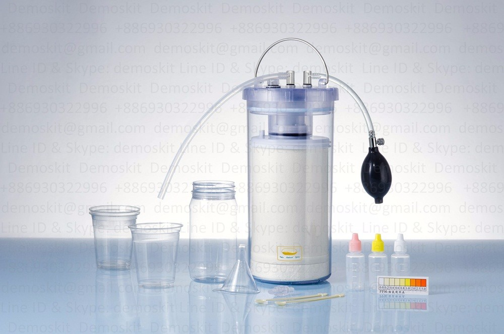 DEMOSKIT High Quality Best Price <strong>water</strong> filter demo kit for espring