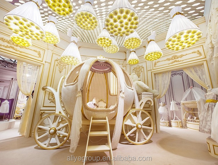 Ak28 Luxury Princess Bed Girls Princess Beds Hand Made