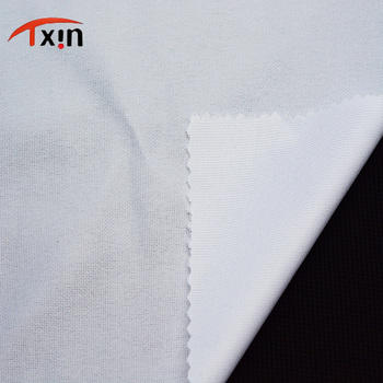 wholesale stretch fabric polyester knitting fabric for sports moisture wicking fabric