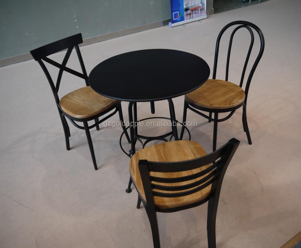 outdoor gartenmöbel esstisch platzsparende metall holz esstisch, Esstisch ideennn
