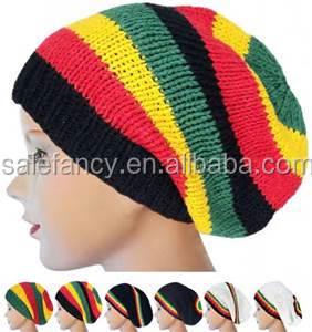 Cheap Fashion Free Rasta Hat Crochet Pattern Qhat-5929 ...