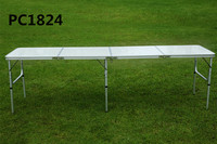 Outdoor furniture camping fold up beer pong table