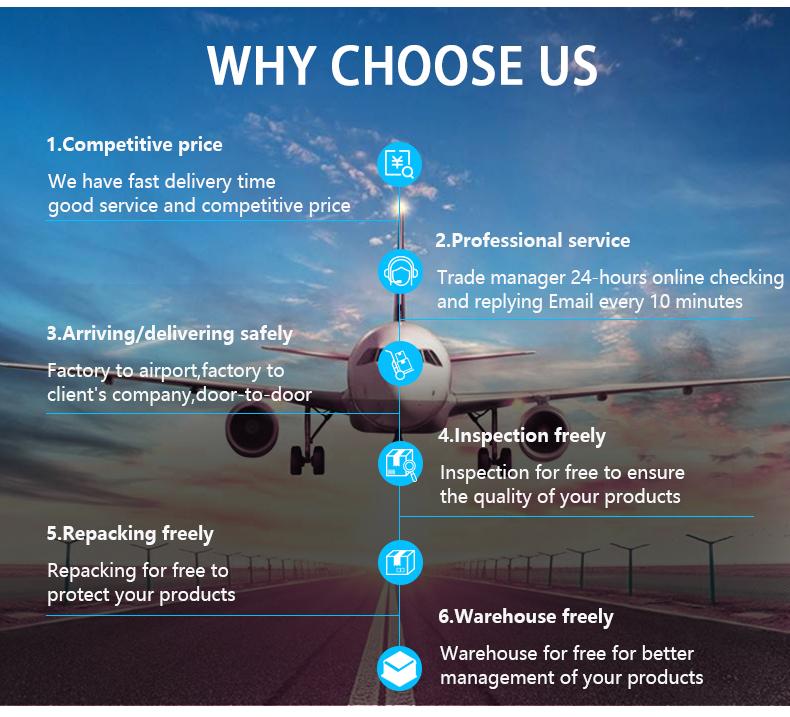 Vận Tải Đường Hàng Không Giá Rẻ Nhất Vận Chuyển Bằng Đường Hàng Không Trung Quốc Đến Dubai UAE