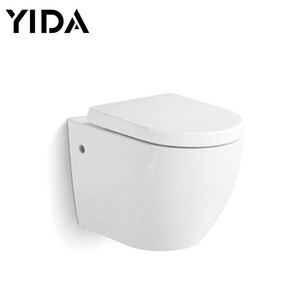 wholesale egg shape wall hung toilet,watermark hanging toilet