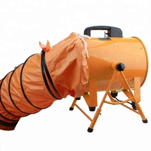 12 inch 300mm Industrial and marine electric Portable blower ventilation fan