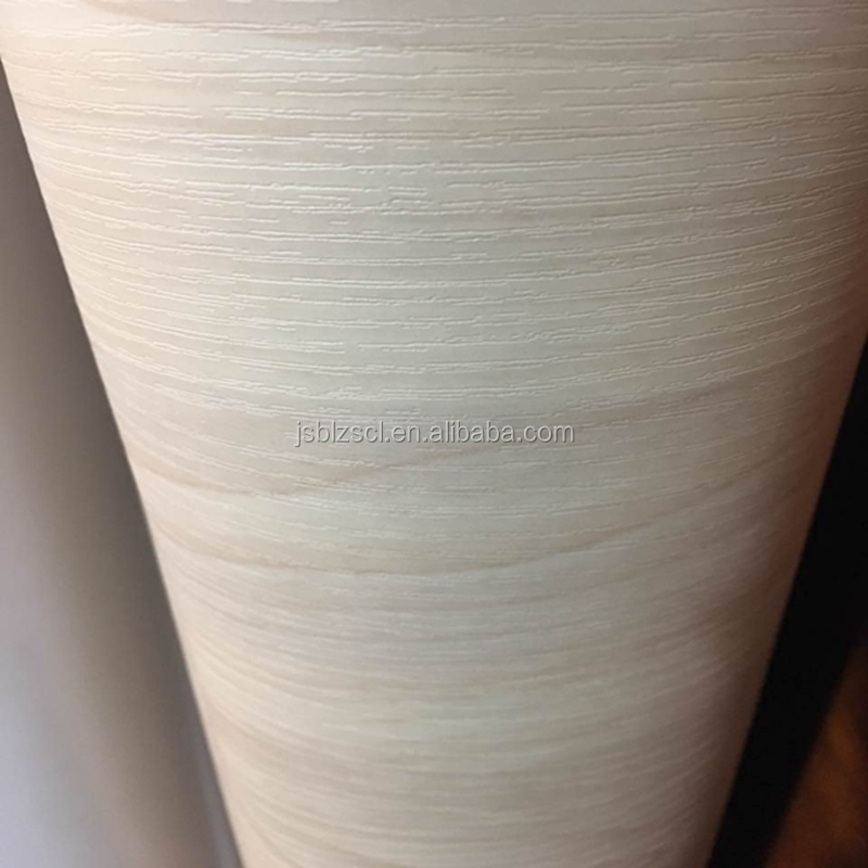 wood cedar pvc decorative film for door/furnitur/profile wrappingand ceiling panel