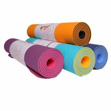 2017 soft washable yoga mat manufacturer