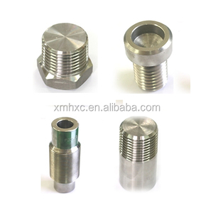 Hex Head Plug For Heat Exchanger