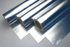 Sell Double-Sided Reflecting Aluminum Foil Insulation