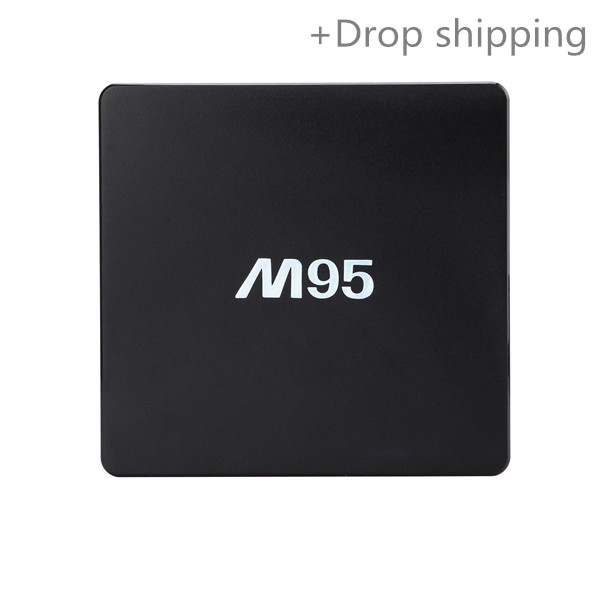 M95 set-top box network player Android TV box for drop shipping