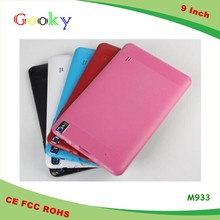 9inch Android 4.4 Tablet PC Quad Core 8GB Wi-Fi Boxchip A33 android tablet Wholesaler cheap china android tablet
