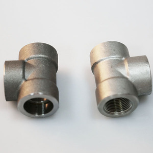 OEM forged sa 234 wpb pipe fittings