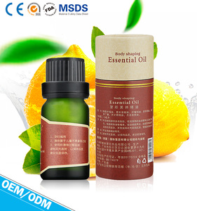 Hot sale compound 10ml body shaping essential oil for health