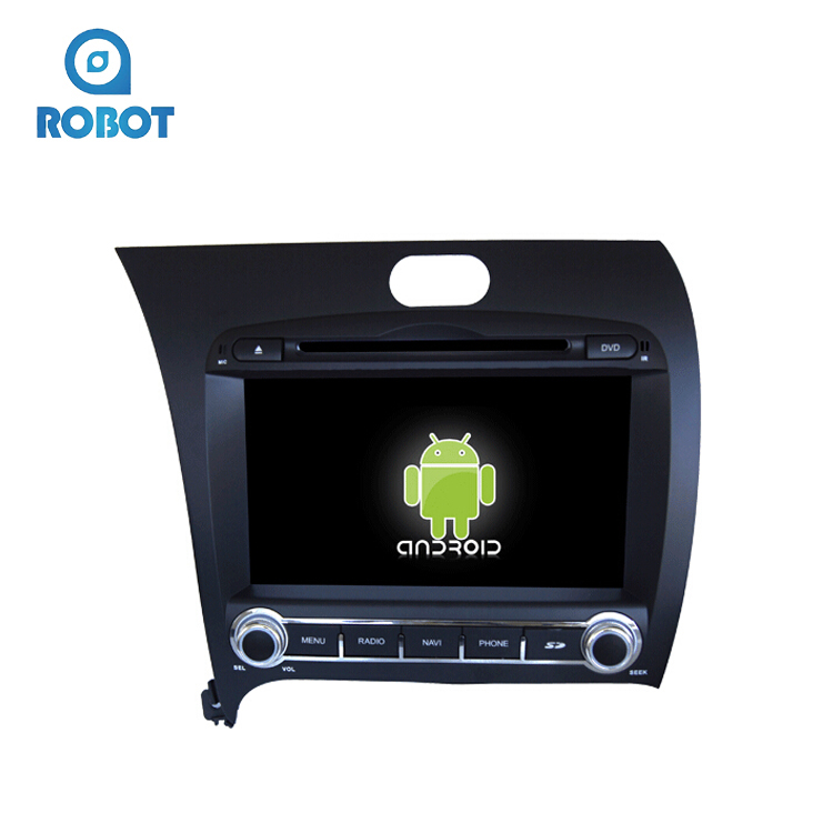 Sistema Multimediale Android Doppio Din Car DVD Player per Kia CERATO/K3/FORTE 2013--2014