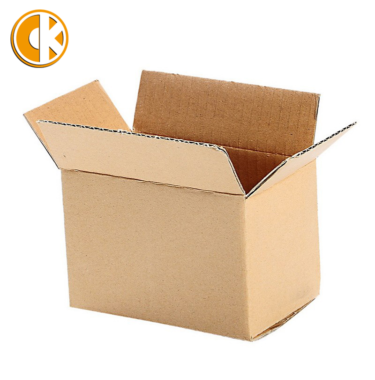 Wholesale Custom Small Design Print Packaging Cardboard Corrugate Paper Carton Box Package Empty Boxes With