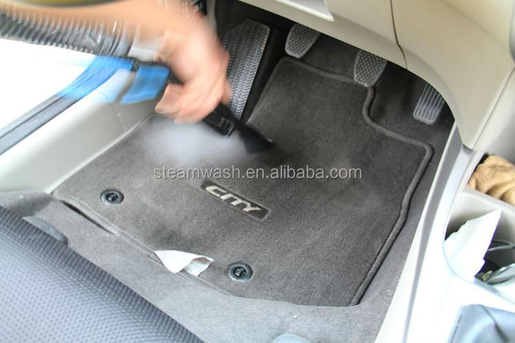 Alles in een auto interieur zitting schonere machine stoom for Interieur auto schoonmaken
