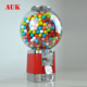 bulk candy gumball capsule toy vending machine with cash box