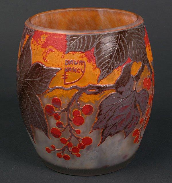 Daum Nancy Reproduction Vase Buy Crystal Vase Product On Alibaba