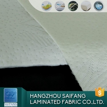 Super Quality Best-Selling Antibacterial Silver Fabric Tear-Resistant Breathable Mesh Fabric