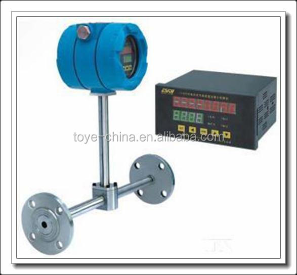 digital normal pressure Thermal Gas Mass Flow meter for gas