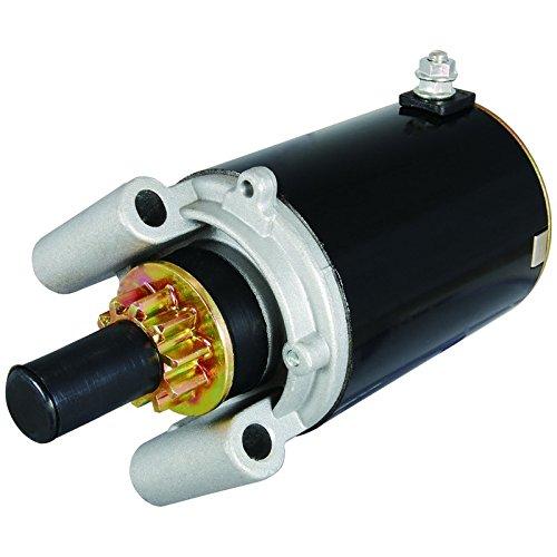 New Starter Fits JOHN DEERE SCOTTS KOHLER 15-23HP ENGINES SABRE AM130407, AM132818, 25-098-04, 25-098-05, 25-098-06, 25-098-07