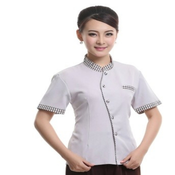 Office staff uniform housekeeping staff uniform buy hotel staff uniform hou - Uniforme femme de chambre hotel ...