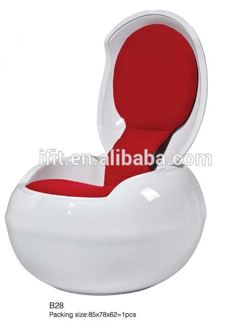 Del Chair Ocio Egg Huevo Belleza Altavoz Ikea Con Silla qVzMpSU