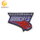 Custom Design Patch For NBA Baskeball Series Charlotte Bobcats Embroidery Patch