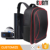 BUBM Nylon Backpack for PS4 Console and VR headset travel bag/ game console bag
