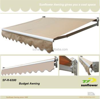 Sf R 6300 Strutturain Metallo Tenda Braccio Pieghevole Tenda Usato Per Camper Buy Camper Tenda Tenda A Bracci Tenda Tenda Strutturain Metallo