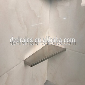 Hot Sale Metal Wall Mounted Shower Shelf