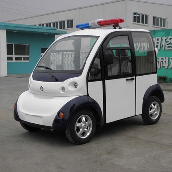 48v3kw Two Seats Electric Golf Cart Tourist Car Passenger Mini Car