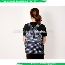 Wholesale New recycle nylon string conference bag backpack