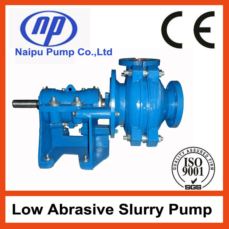 "China Shijiazhuang Sand and Gravel dredger Centrifugal Slurry Pump (100ZJS&6""X4""D-NP-G)"
