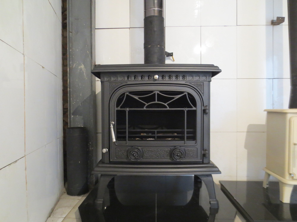 12kw Classic Style Free Standing Cast Iron Cheap Wood