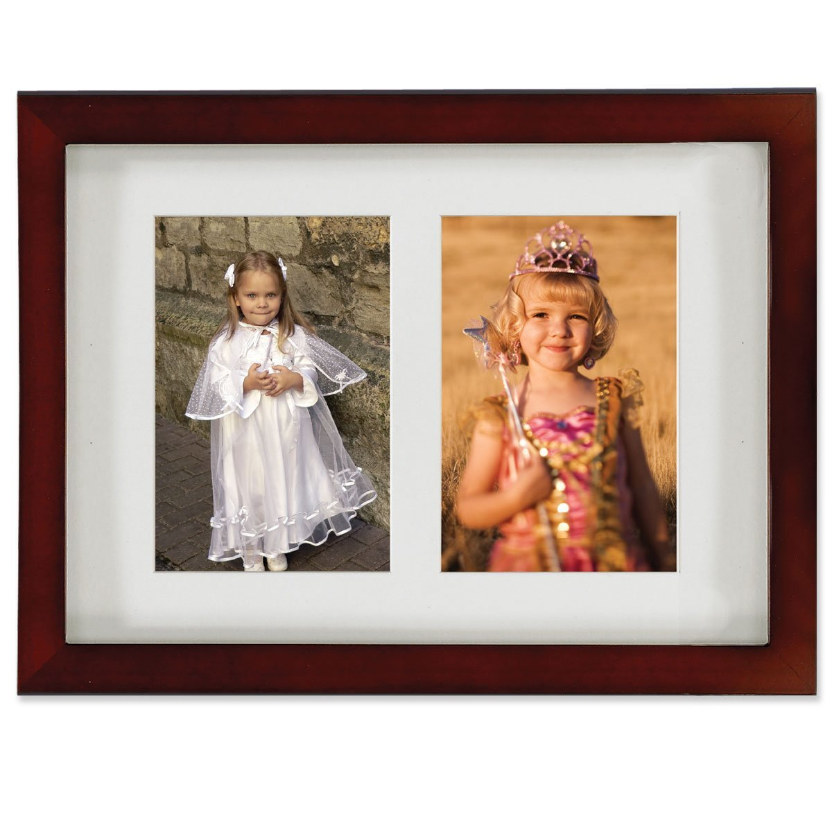 Buy 11x11 Graduation Wood Frame with Double Matted Tassel Insert and ...