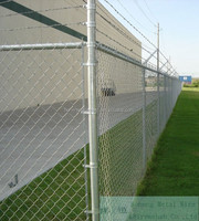 Chain link Fence for Home Depot