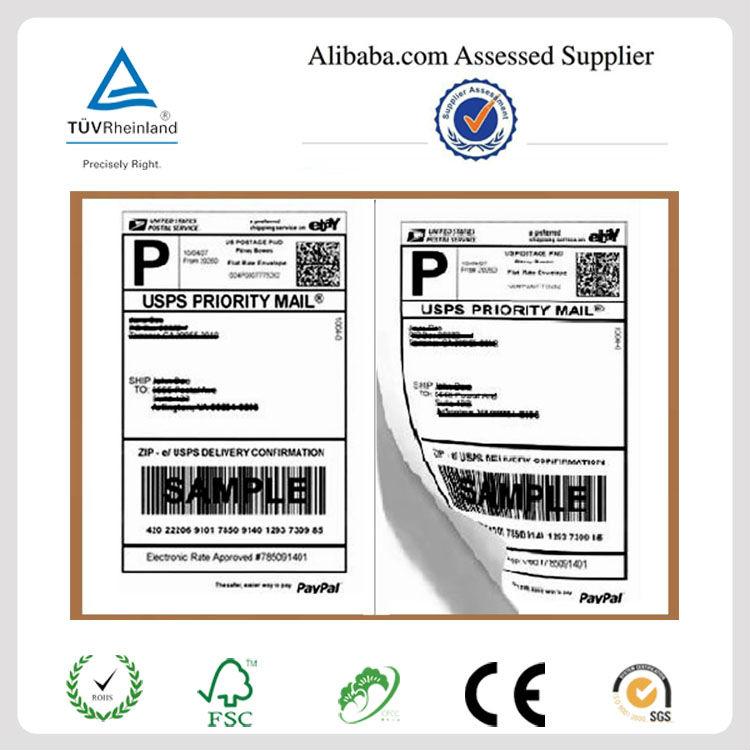 Price X Inch Adhesive Free Shipping Label UspsEbay